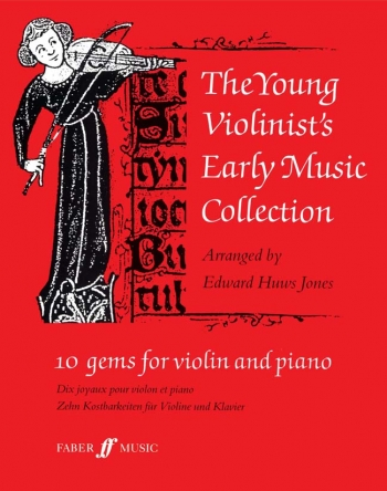 Young Violinists Early Music Collection: Violin