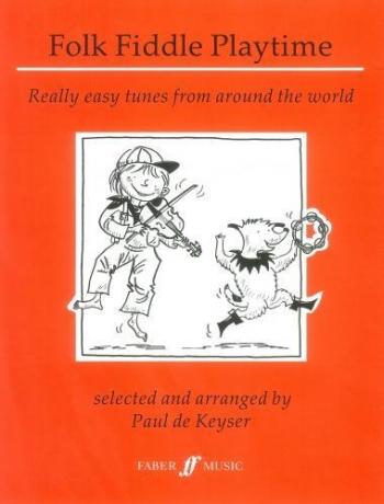 Folk Fiddle Playtime: Violin Easy