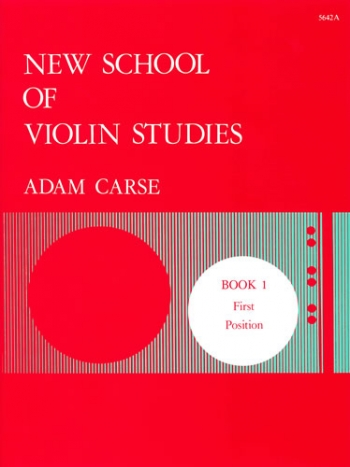 New School Of Violin Studies Book 1 (First Position)