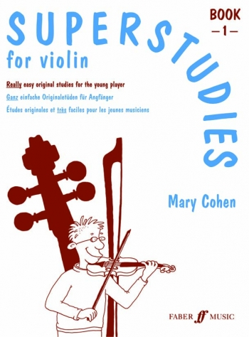 Superstudies: Violin: 1 (Cohen)