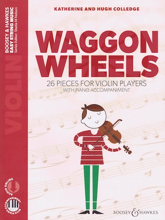 Waggon Wheels: Violin & Piano Complete