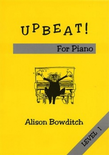 Upbeat: Book 1: Piano