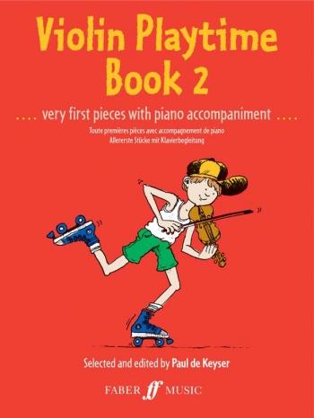 Violin Playtime Book 2: Violin Solo