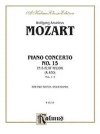 Concerto: No.15: Piano (Mayhew Ed)