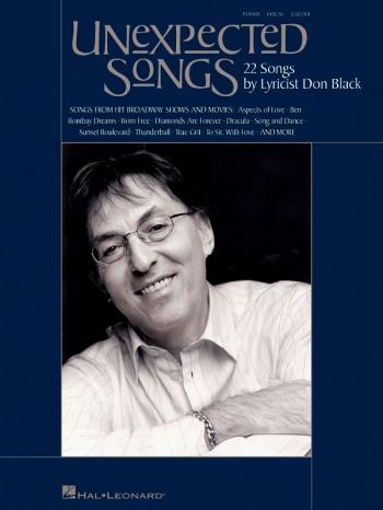 Unexpected Songs: Album: Piano Vocal Guitar