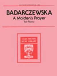 Maidens Prayer: Piano