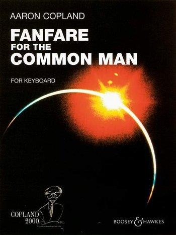 Fanfare For The Common Man: Piano (B&H Ed)