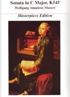 Sonata: C Major: K545 ( Masterpiece Edition)
