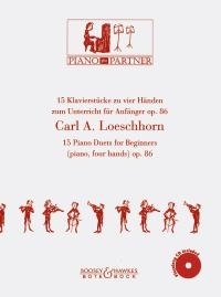 15 Piano Duets For Beginners
