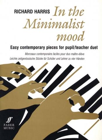 In The Minimalist Mood: Piano Duet  (Paul Harris)