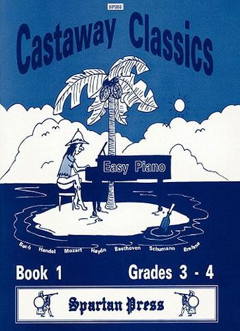 Castaway Classics: Vol.1 Easy Piano