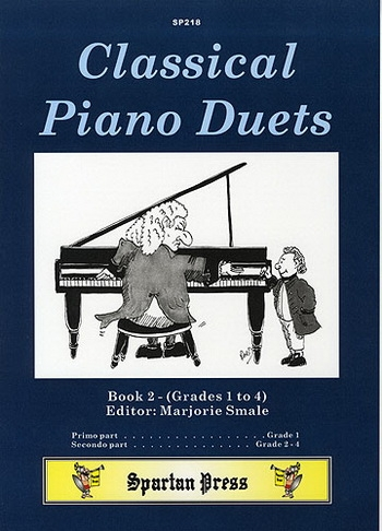 Classical Piano Duets: Book 2