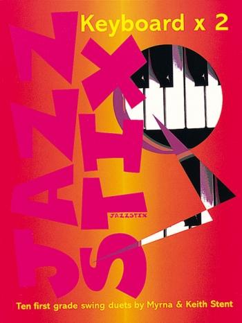 Jazz Stix Keyboard X 2