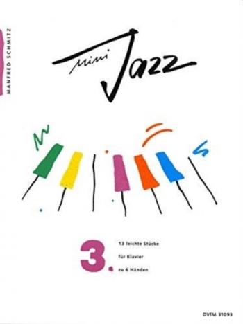 Mini Jazz: Book 3: Trios
