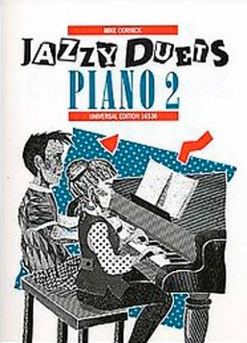 Jazzy Piano Duets: Book 2