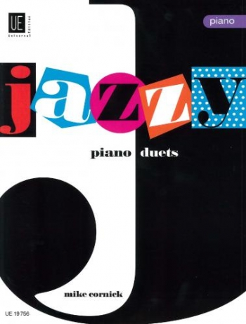 Jazzy Piano Duets: Book 1