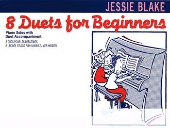 8 Duets For Beginners: Piano Duet (Blake)