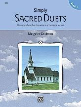 Simply Sacred Duets: Vol.1