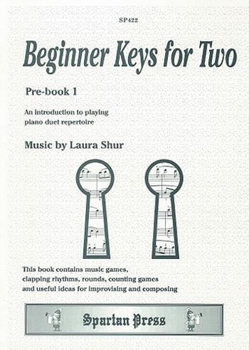 Beginner Keys For Two: Vol.1