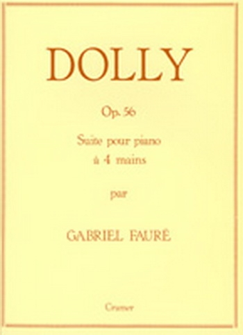 Dolly Suite Op.56: Piano Duet (Cramer)