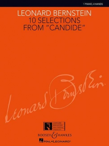Selections From Candide: Piano Duets (Boosey & Hawkes)