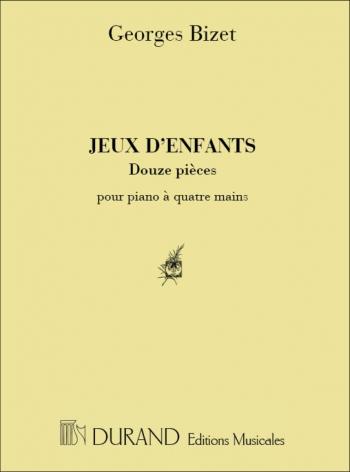 Jeux D Enfants: Piano Duet