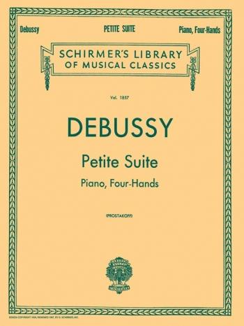 Petite Suite: Piano Duet (Schirmer)