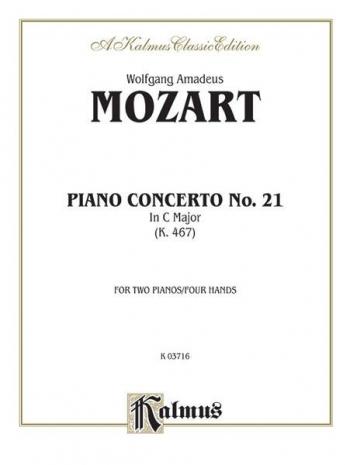 Concerto:  C Major: No.21