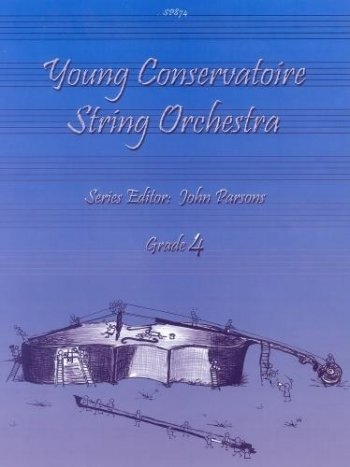 Young Conservatoire String Orchestra - Grade 4 - Scandpts