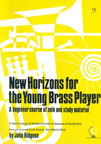 New Horizons For The Young Brass Player:  Brass Bass Clef