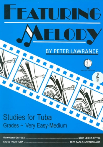 Featuring Melody: Tuba Treble Clef (Lawrance)