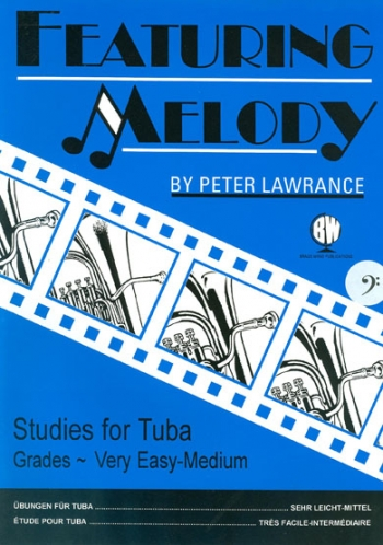 Featuring Melody: Tuba Bass Clef (Lawrance)