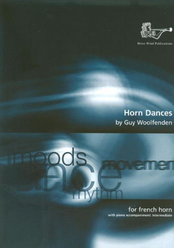 Horn Dances:French Horn & Piano (Brasswind)