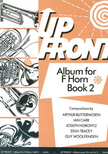 Up Front Album: Book 2: French Horn