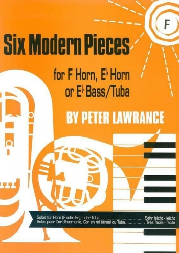 6 Modern Pieces: New Horizons: French Horn  (Brasswind)