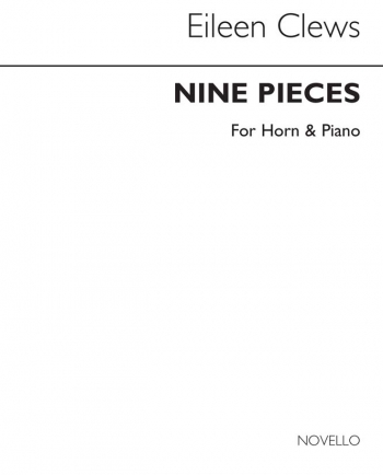 9 Pieces: French Or Tenor Horn