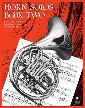 Horn Solos: Book 2: Archive Copy: French Horn