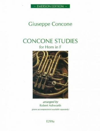 Concone Studies: French Horn