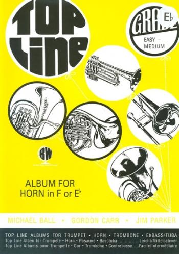 Top Line Album: Tenor Horn