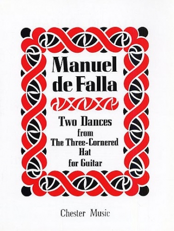 2 Dances (From The 3 Cornered Hat): Guitar