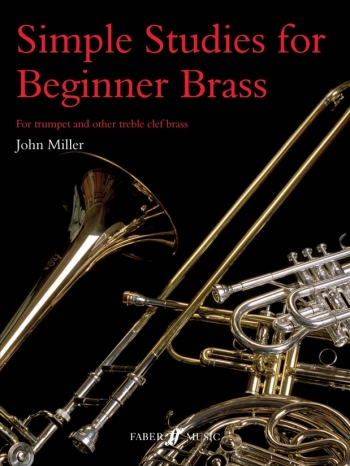 Simple Studies For Beginner Brass: Tc: Studies (Miller)