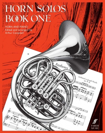 Horn Solos Book 1: French Horn & Piano (campbell)
