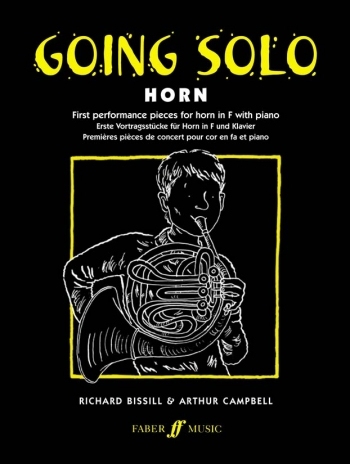 Going Solo: French Horn & Piano