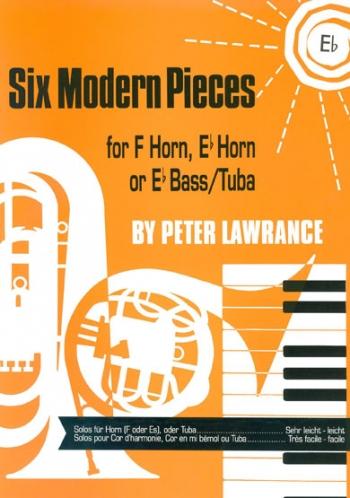 Six Modern Pieces: New Horizons: Tenor Horn (Brasswind)