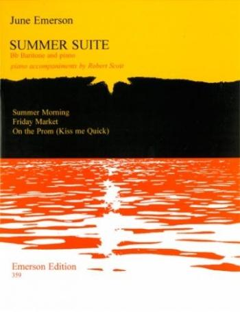 Summer Suite: Euphonium (Emerson)