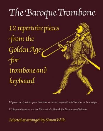 Baroque Trombone: Trombone & Piano