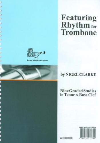 Featuring Rhythm: Trombone Bass Clef