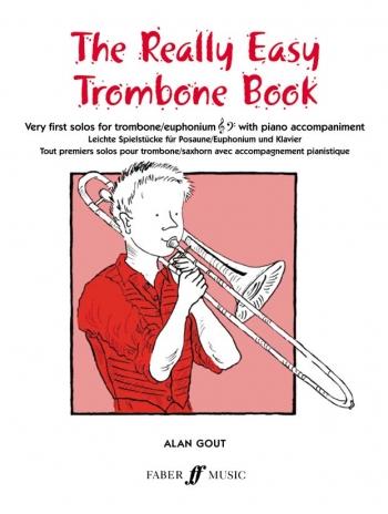 Really Easy Trombone Book: Trombone