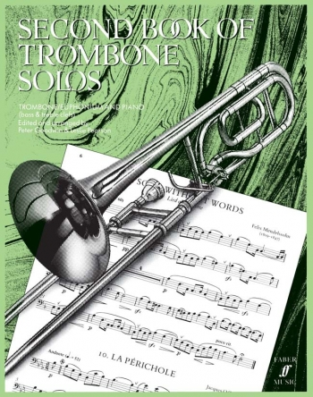 Second Book Of Trombone Solos: Trombone