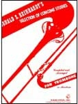 Selection Of Concone Studies: Bc: Trombone (reinhardt) Archive